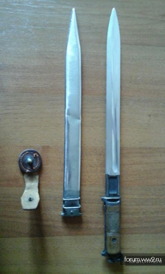 Штык-нож АВС-36