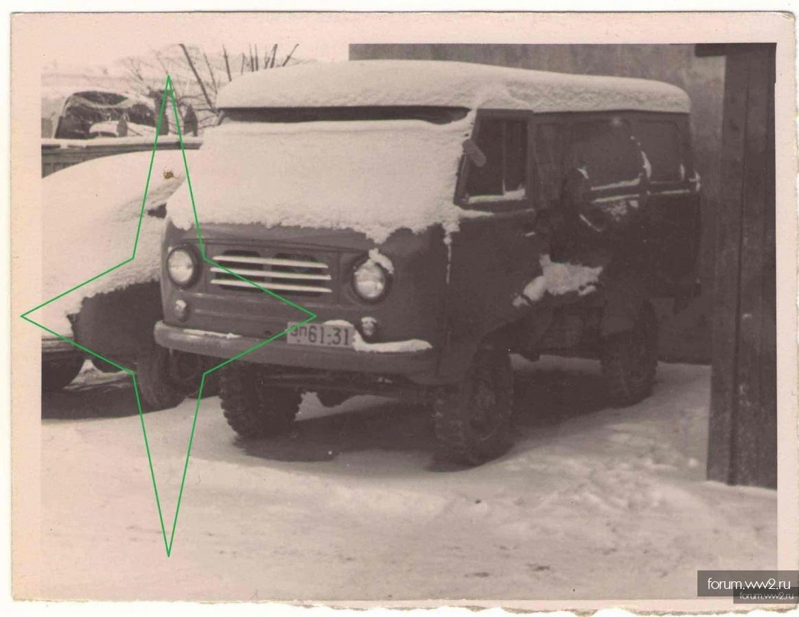 Три фото автомобилей