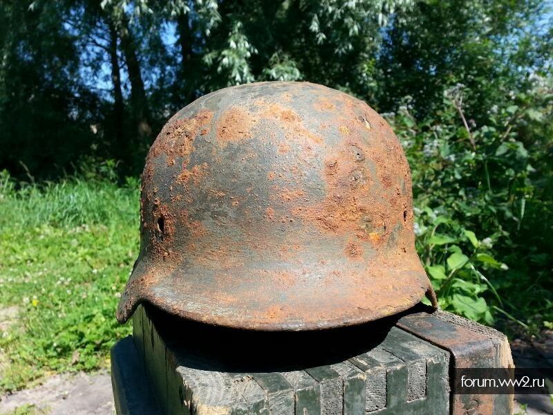 шлем немец