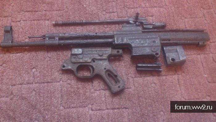 СТГ-44 под реставрацию