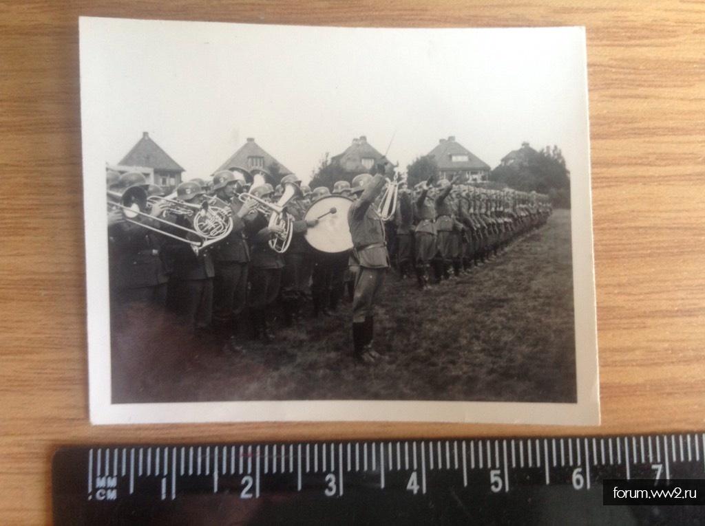 Фото СС парад