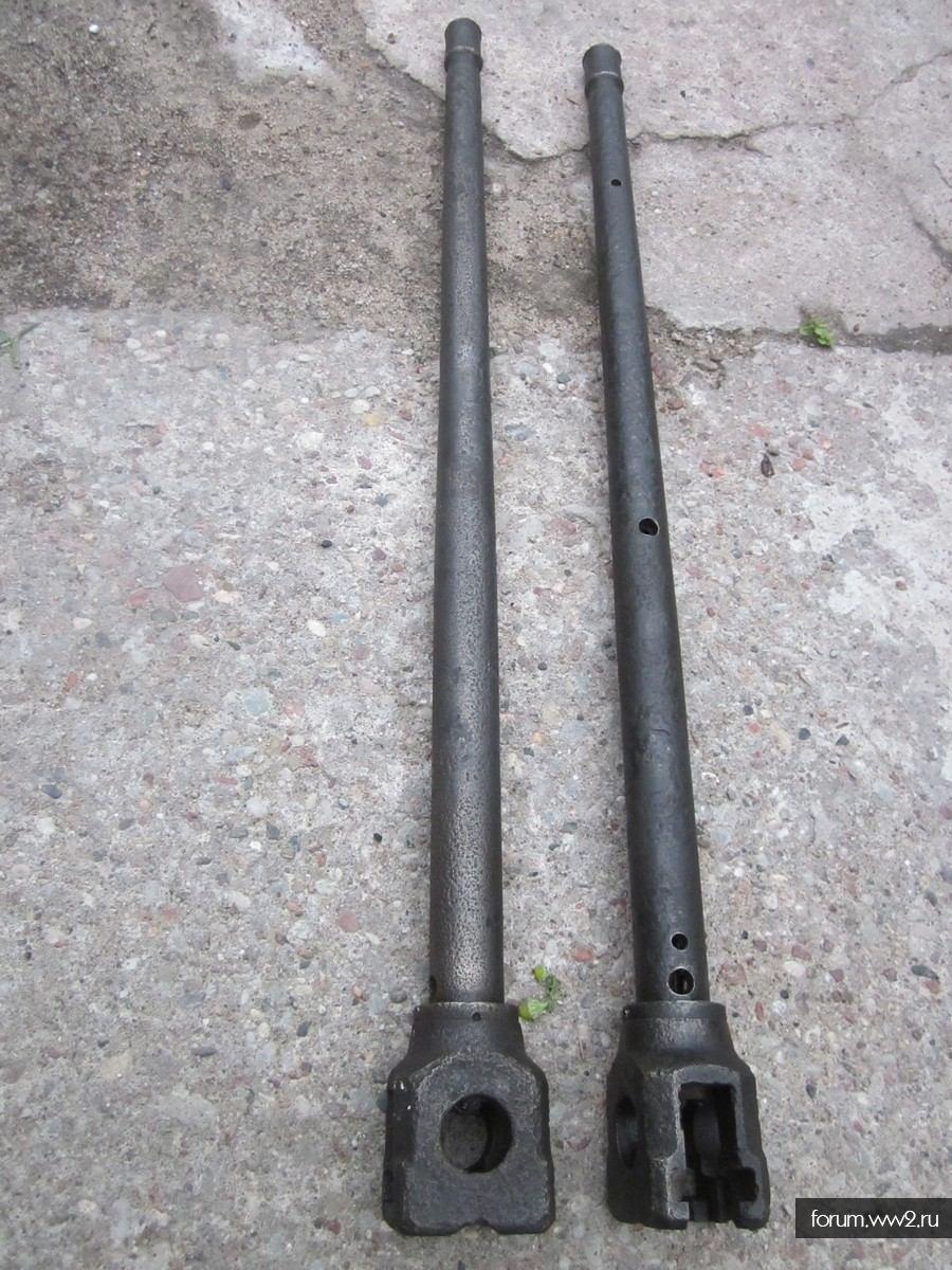 Сменные стволы на MG(болото)