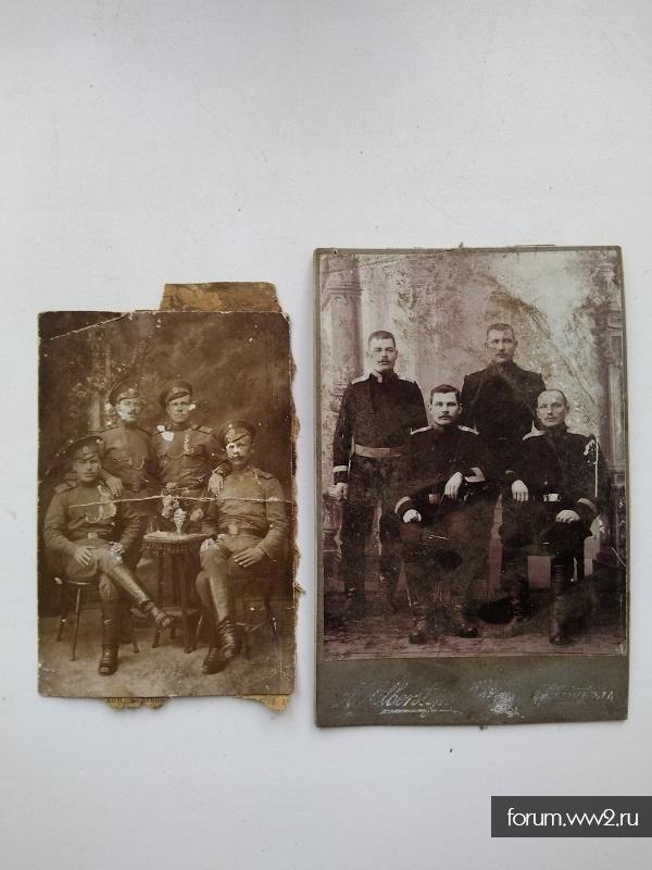 Фото старинные с военными