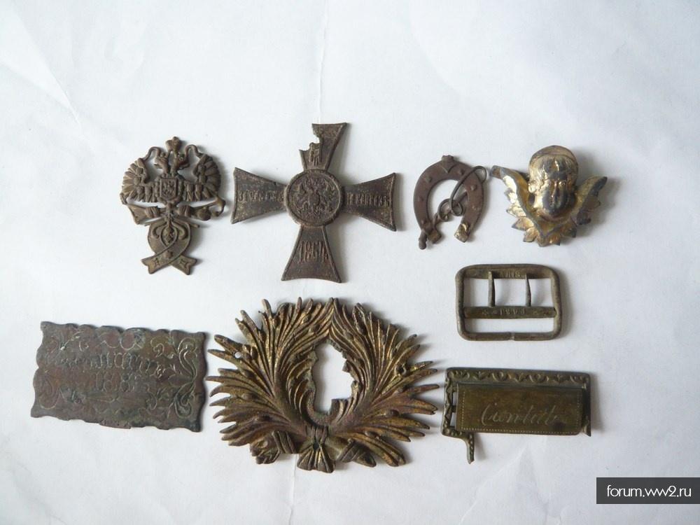 Крест за службу на Кавказе