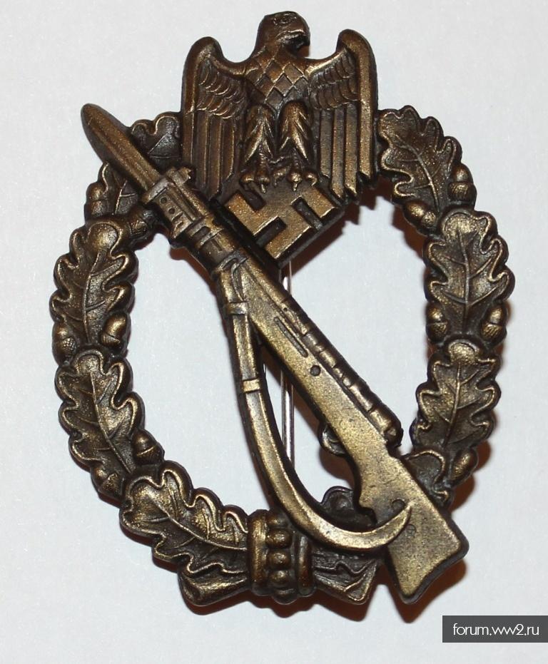 """Пехотник """"бронза"""" JFS"""