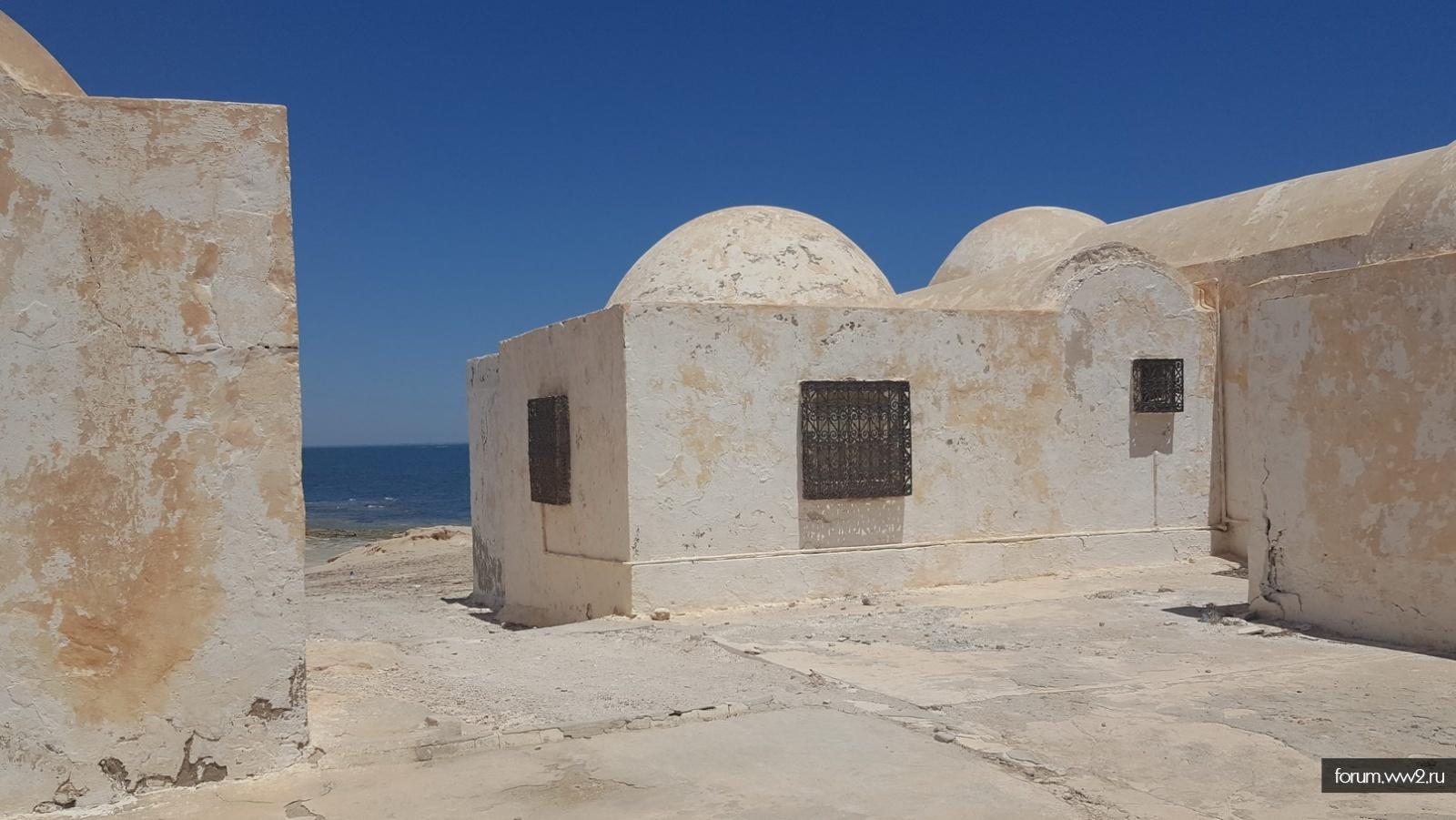 Тунис Линия Марет