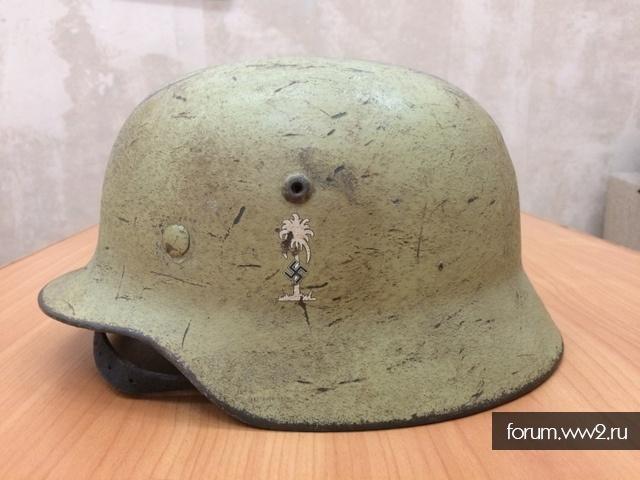 Шлем М40 африканский