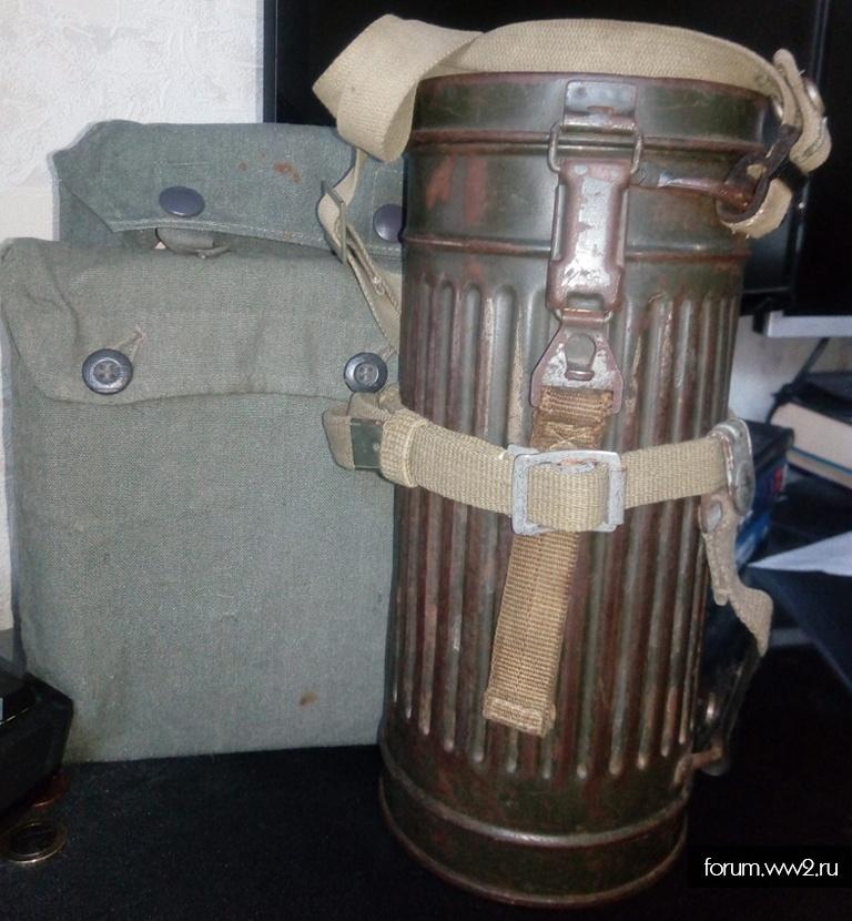 """""""Last ditch"""": предметы по Wehrmacht 1945 года выпуска."""