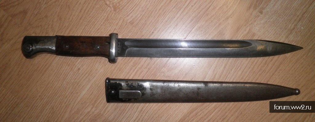 Штык нож K98