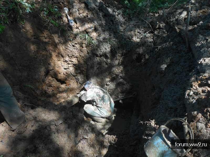 Покопали или ...