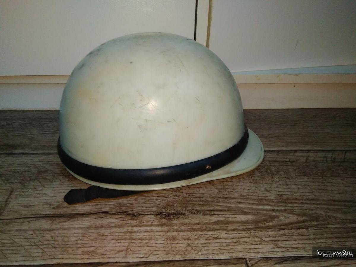 Шлем ГАИ?