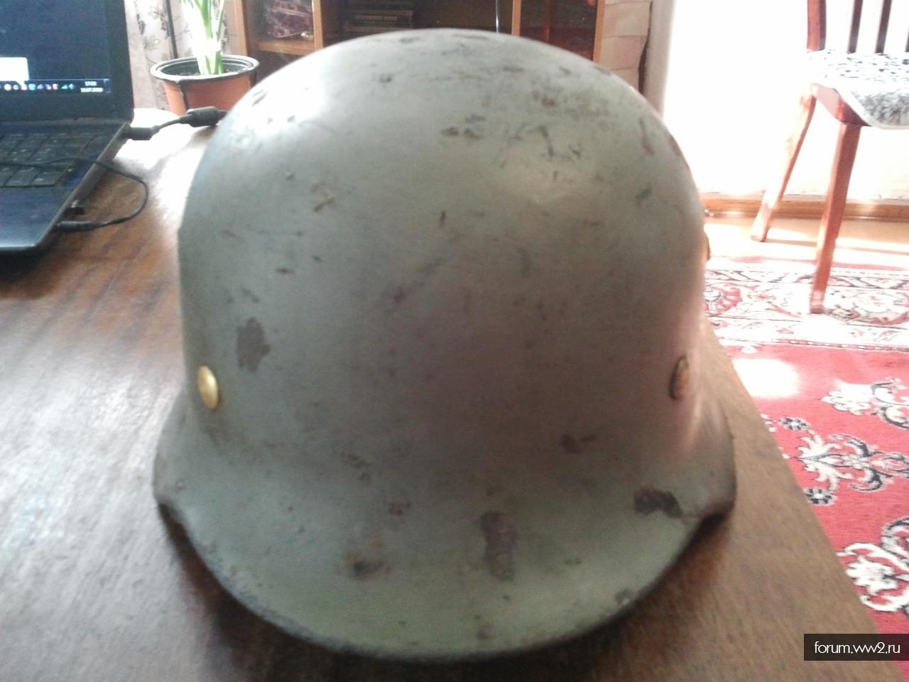 Оценка шлема СС