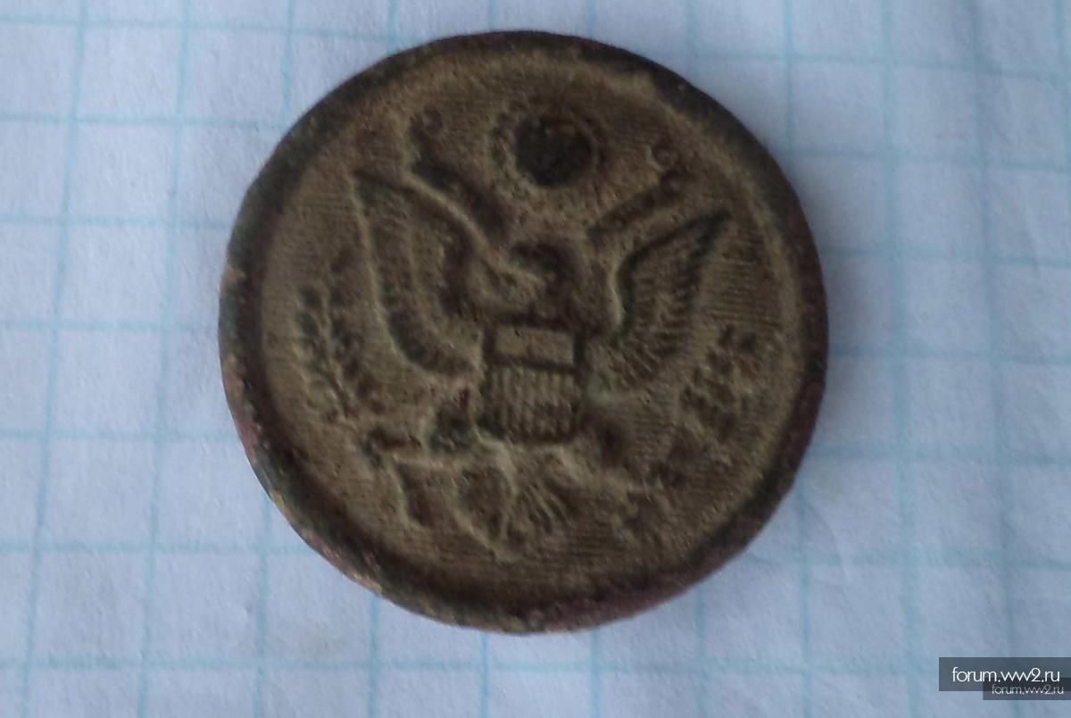 Пуговица (США)