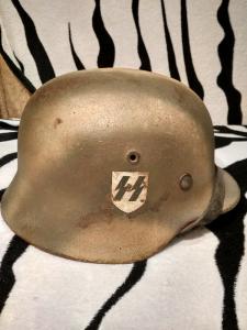 Шлем м 40 сс. Камо