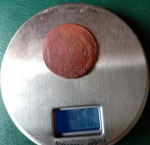 Странная монета