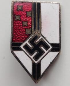Членский знак Объединения ветеранов колониальных войск