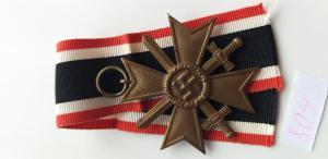 Крест военных заслуг с мечами. 803