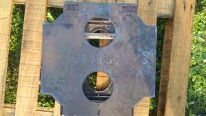 Переноска  мин T.MI 35 камуфляжная.