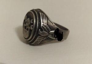 Перстень на оригинальность