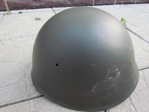 шлем итальянский реставрированый