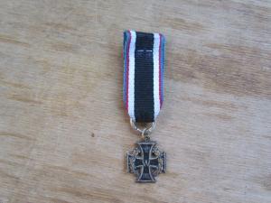 миниатюра немецкого креста пмв