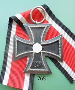 765. Железный крест 2 класса 1939