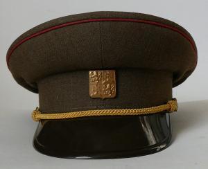 Фуражка Чехословакия