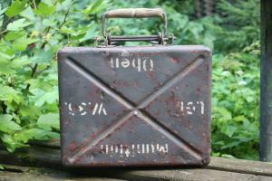 Ящик для мин 50мм.вермахт