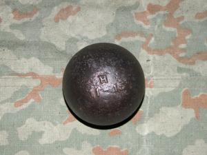 Английская граната-шар №15.ПМВ.Известная и неизвестная.