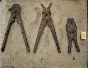 Сапёрные ножницы