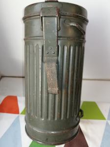 Газбак (1936г.) + противогаз GM30 A2B