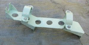 Крепление инструмента на ганс авто-мото-бронетехнику