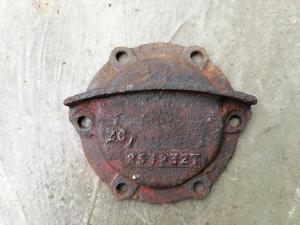 Малая крышка с бортовой sd.kfz