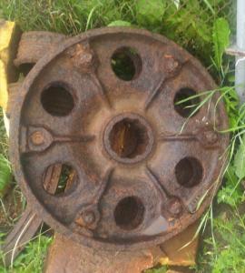 Ведущее колесо т34