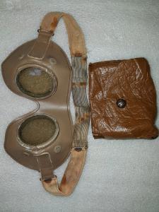 Пылезащитные очки Вермахта