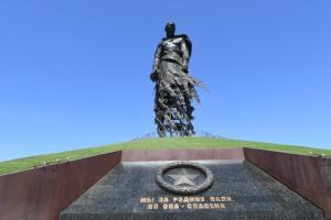 2020. Ржев. Памятник.