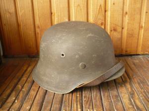 Немецкий шлем М42