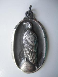 Медаль Hilfe für kriegsgefangene Deutsche 1915. Германия.