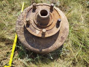 Тормозной барабан со ступеней Газ-А