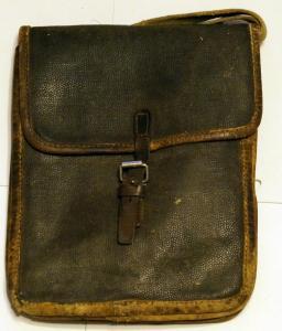 Определение сумки, предположительно сержантская