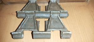 Траки от Голиафа Sd.Kfz. 302/303 (самоходная мина )