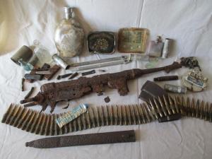 Набор вещей солдата вермахта № 2