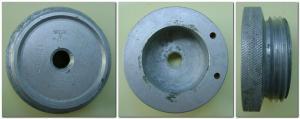 Переходник-адаптер для создания мин из артиллерийских снарядов.