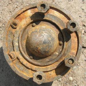 ЗиС-5 Ступица