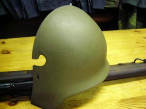 Австрийский шлем М17