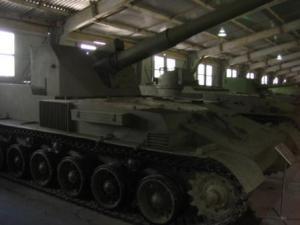 Музей техники ( Красногорск ) и Музей бронетехники ( Кубинка ).
