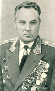 Маршальская звезда маршала инж.в. Харченко