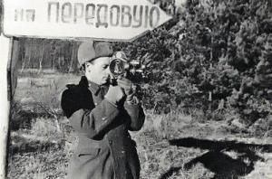 Фронтовые кинооператоры