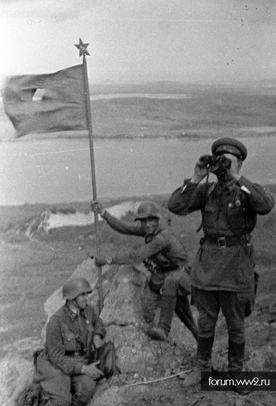 75 лет Хасанских событий