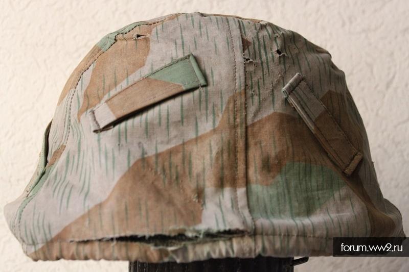 шлем М35 E.F.64 #****Wh DD Orig.+cover